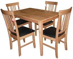 Small Black Dining Table And 4 Chairs Small Dining Table For 4 Visionexchange Co