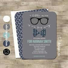 bow tie baby shower invitations baby shower invitation bow tie baby shower bow tie