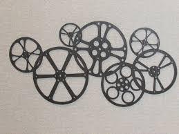 movie reels wall art shenra com