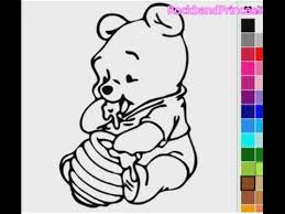winnie pooh coloring pages winnie pooh coloring book