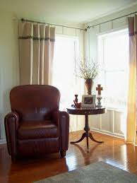 curtains curtains corner windows ideas corner window rod