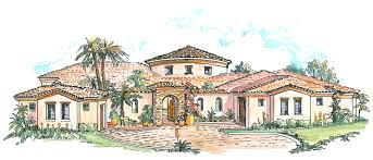 pueblo style house plans courtyard house plan with casita 16313md architectural designs