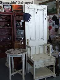furniture beautiful hall tree bench with shelves and hanger plus
