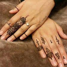 10 ring mehndi designs in 2018 styles at
