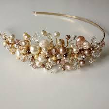 jewelled headband 114 best bridal jewelled headbands tiaras and jewellery by me