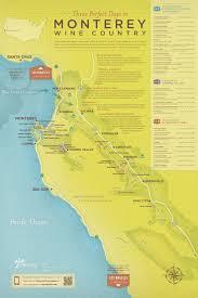 Big Sur Map 68 Best Monterey County Images On Pinterest Wilderness Wineries