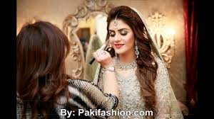 marriage bridal hairstyle latest pakistani bridal hairstyles for wedding day 2016 youtube