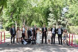 beautiful relaxed wedding edmonton kelly redinger photographer