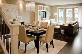 Living And Dining Room Open Plan Dining Room Design Ideas