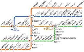 Subway Map Directions by Best Area To Stay In Busan U2013 Bound For Busan