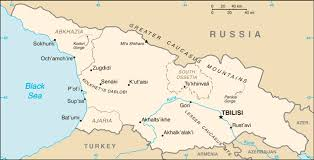 map of abkhazia map driving directions and maps