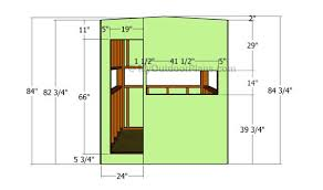 2 Person Deer Blind Plans Deer Blind Plans Myoutdoorplans Free Woodworking Plans And