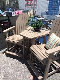 Tete A Tete Garden Furniture by 3 Pc Tete A Tete Patio