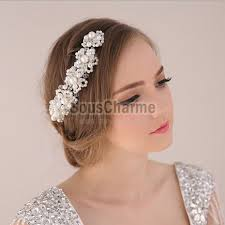 serre tãªte mariage coiffure mariage serre tête accessoire cheveux en alliage