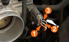 ford ranger oxygen sensor symptoms part 1 how to test the 3 0l ford throttle position sensor tps