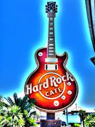 Hard Rock Hotel Las Vegas Map by Las Vegas Hard Rock Guitar Hard Rock Guitar In Las Vegas Flickr
