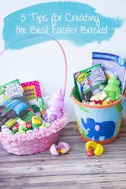 best easter basket 5 tips for creating the best easter basket jamonkey