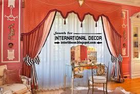 Unique Curtains For Living Room Curtain Designs