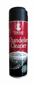 Chandelier Spray Cleaner Tableau Chandelier Cleaner 500ml Co Uk Lighting