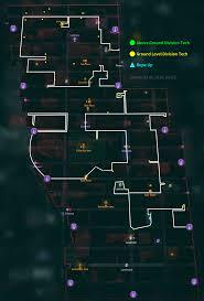 Run Map Division Tech Run Map Thedivision