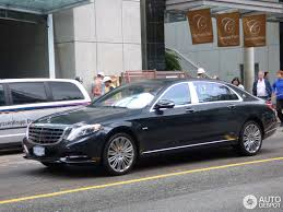 mercedes maybach 2015 mercedes maybach s600 2 september 2015 autogespot