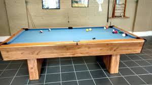 non slate pool table slate billiard table l nice natural wood 8 slate table plus delivery