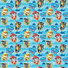 power rangers wrapping paper paw patrol 4m wrapping paper toys r us uk