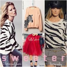 animal prints pt ii 5 striking ways to wear zebra