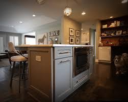 kitchen island img fx kitchen island with microwave built in