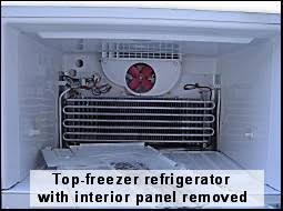 appliance411 faq how does a frost free refrigerator u0027s defrost