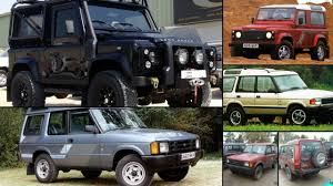 toyota land rover 1990 1990 land rover discovery news reviews msrp ratings with