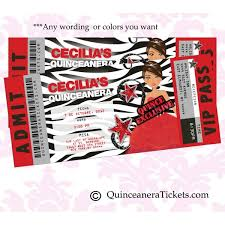 make your own quinceanera invitations afoodaffair me