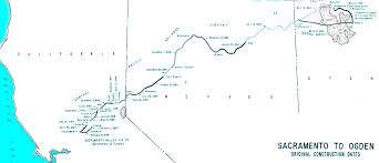Concord California Map Up Maps Of The Union Pacific