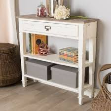 Farmhouse Console Table with Farmhouse Console Tables Furniture Store Shop The Best Deals