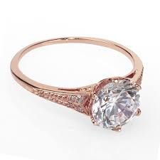 engagement rings nyc gold vintage style engagement ring finest selection of