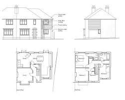 semi detached floor plans 27 best 1930 s uk semi detached house images on pinterest