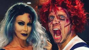 the wwe universe takes over halloween wwe