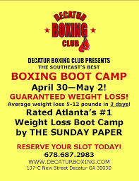 boot camp flyer template fitness bootcamp tri fold brochure