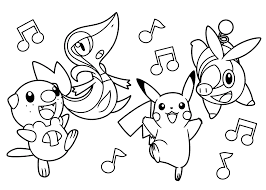free pokemon coloring pages for kids 2016