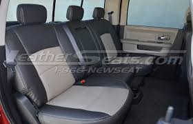 2010 dodge ram seat covers dodge ram leather interiors