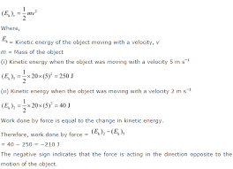 ncert solutions for class 9th science chapter 11 energy and work