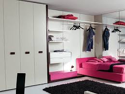 White Shelves For Bedroom Decoration Bedroom White Wooden Wardrobe And White Wooden