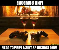 Perfect Date Meme - find someone who considers this a perfect date fireplace wine