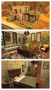 The Sims 2 Kitchen And Bath Interior Design The Sims 4 Speed Build Arabian House Sims Cc Pinterest