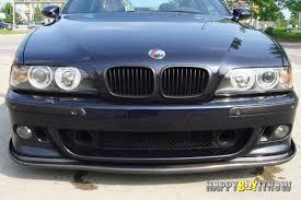 bmw m5 98 98 03 carbon fiber bmw e39 m5 h type front lip splitter ebay