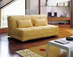 Yellow Sofa Bed Queen Size Convertible Sofa Bed Foter
