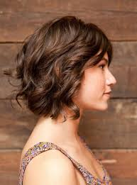 short haircusts for fine sllightly wavy hair short hairstyles for fine wavy hair new hairstyles haircuts