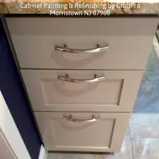 Kitchen Cabinet Refacing Nj by Cabinet Painting Refinishing U0026 Restoration Services U2013 Craftpro