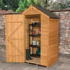 diy outdoor storage cabinet diy outdoor storage cabinet best of 4x3 apex overlap wooden shed