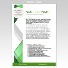 advertising resume templates great cover letter templates download one today executive cover letter resume template green